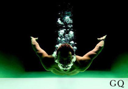 sous l'eau - Ameaury Leveaux