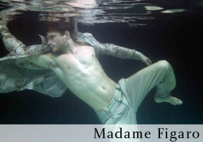 madame figaro menu